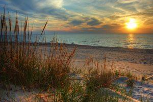 Lake Michigan, MI, Getty Images